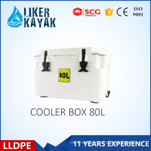 80L Rotomolded Transport Cooler Box, Ice Box
