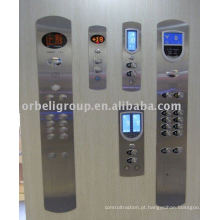 Painel de operação do elevador do elevador (HOP, COP, LOP), peças de elevação
