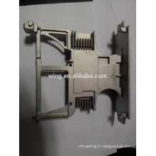 6063 and 6061 customized aluminium extrusion heatsink with CNC machining