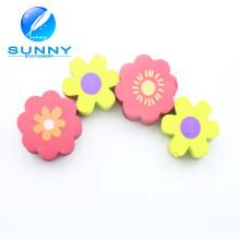 Lovly Preety Eraser Flower Shaped Eraser para niños