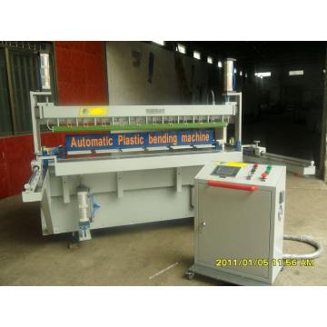 Máquina de dobra plástica de folha Full-Automatic