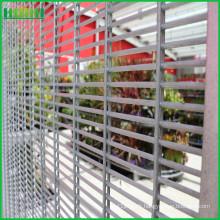 Clôture de sécurité à clôture en acier galvanisé à chaud 358 à prix abordable