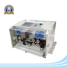 Máquina de corte automática do micro cabo grande da precisão do Micro / Flat (DCS-470)