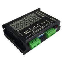 Conductor de motor paso a paso para motor de pasos de 86 mm con 24 ~ 75VDC entrada 2.0 ~ 6.0A corriente de salida