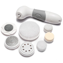7 In 1 Electric Pedicure Set Spin Facial Cleansing Brush