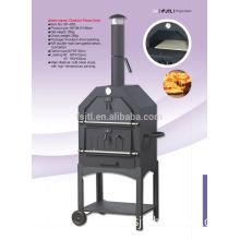 Australian Favorite Wood Fire Best BBQ Charcoal Pizza Oven