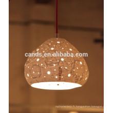Lumières suspendues décoratives intérieures les plus vendues