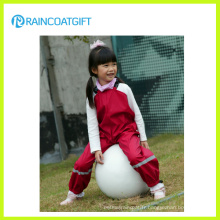 PU Imperméable PU Rainsuit Kid Rainsuit Kid Raincoat Enfant Raincoat