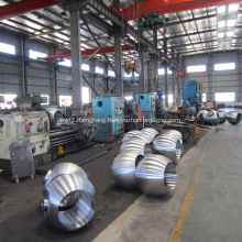Forged Steel Ball of Trunnion Mounted Ball Valve