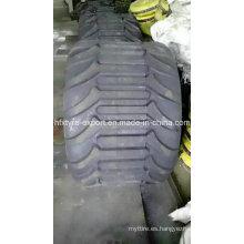 710/40b22.5 de neumáticos, neumáticos de flotación con el mejor precio forestales neumático