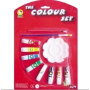 8-colore vernice acrilica