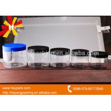 Alta, mediana y baja especificaciones de grado de la jarra de plástico diferentes