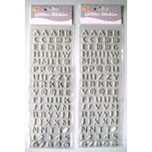 Bj-Gls-008 Glitter Sticker