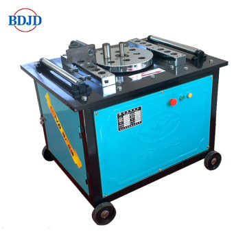 GW40 / GW50 Keluli bar twist machine / keluli bar mesin bender