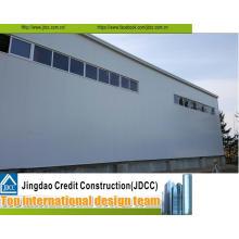 Nouvelle qualité et meilleur entrepôt préfabriqué de structure en acier standard