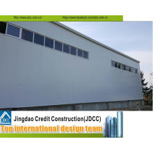New Quality and Best Standard Steel Structure Prefabricated Warehouse