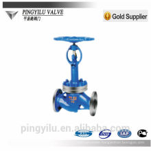 globe valve PN16 for carbon dioxide and gas