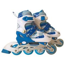 2015 New Design Carton Blue Inline Skate