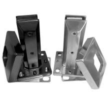 Processamento de chapa metálica ajustável para venda em alta de design
