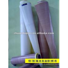 CD-9018AJ 0.18mm PTFE Tecido auto-adesivo com Certificado RoHS