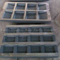 Foundry Casting Parts Jaw Crusher Plate with High Manganese Steel