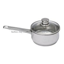 Ensembles de casseroles de qualité alimentaire en acier inoxydable 18/10