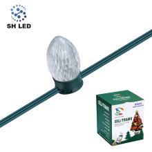 Weihnachtsdekoration wasserdichte Weihnachts-LED-Birne