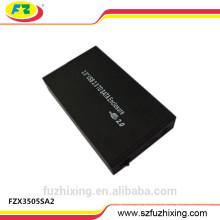 3.5 '' SATA Externes Festplattengehäuse mit USB2.0 Port