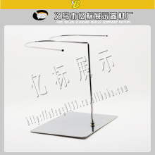 jewelry display  movable fashion accessories spinning display rack