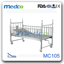 HOT SALE! hospital children bed with slide MC105