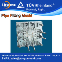 Pipe Fitting Moulds 4 Cavity
