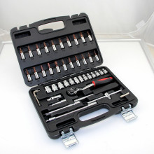 Made in China 46PCS Socket Set with Ratchet Handle