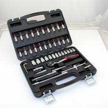 Сделано в Китае 46PCS Socket Set с храповой ручкой
