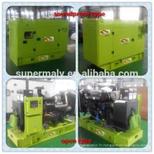 Générateur de puissance 150kva par DEUTZ / Weifang / Weichai engine