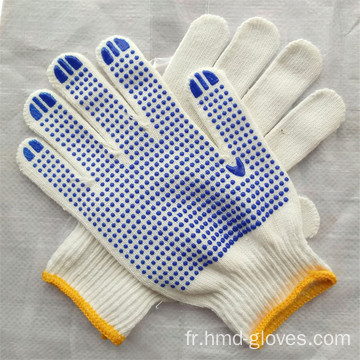 Gants de protection individuelle en PVC