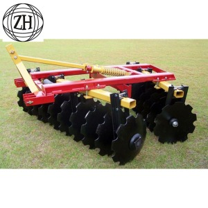Raja Kutter Box Frame Disc Harrow