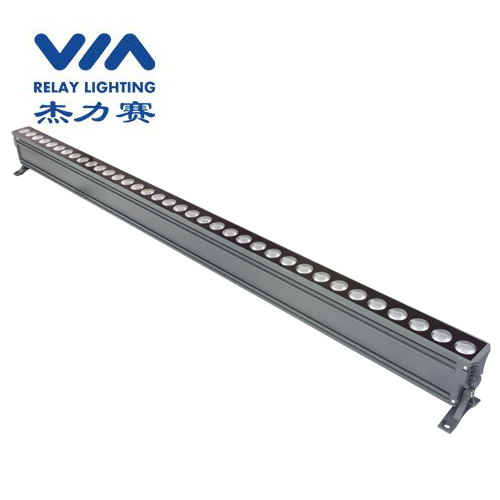 led wall washer exterior