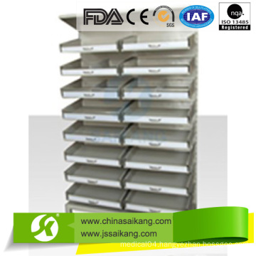 China Wholesale Powder Coated Steel Drug Tray