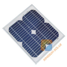 Small Size Mono-Crystalline Solar Panel 10W