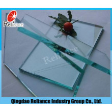 Tinted Glass/Reflective Glass/Clear Float Glass with ISO