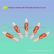 Tubos de laminado de alumínio e tubos de plástico tintas tubos tubos de Abl