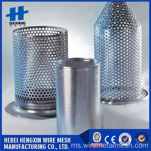 kartrij penuras Perforated outdiameter 116 mm
