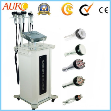 5 Probes Standing Cavitation Good Slimming Beauty Machine