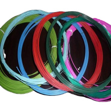 PVC coated galvanized wire/cheap pvc coated wire low in price