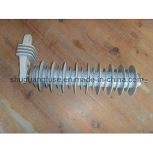High Voltage Metal Oxide Polymeric Surge Lightning Arresters 33-36kv 10ka