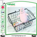 Shop/Supermarket Metal Wire Shopping Basket