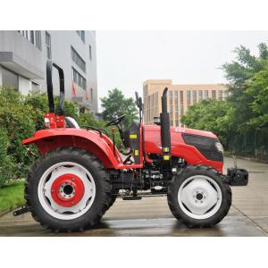 Customized 55HP Compact 4 Wheel Drive Farm Tractor
