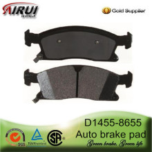 D1455-8655 Front Brake Pad for 2011 Jeep Grand Cherokee