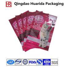 5L Konventionelle Farbdruck Kunststoff Katze Wurf Verpackung Taschen