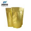 O costume imprimiu o saco laminado da folha de alumínio do fecho de correr / folha de estratificação